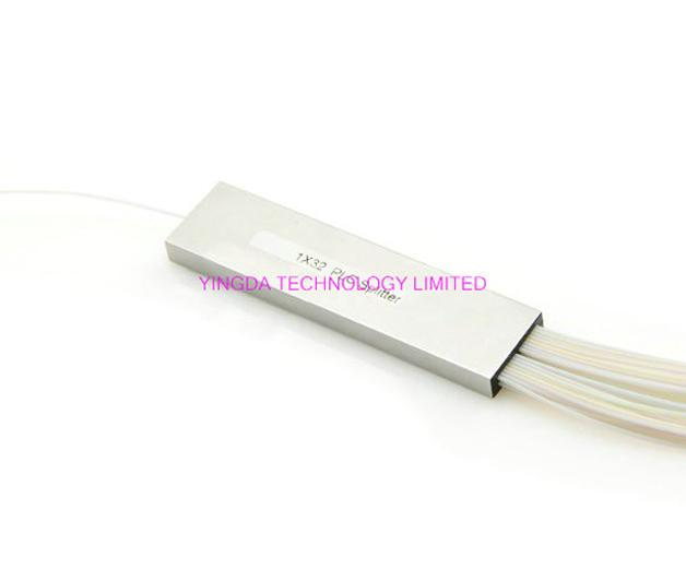 GPON 1/32 Mini Optical Fiber Splitter Planar Lightwave Circuit