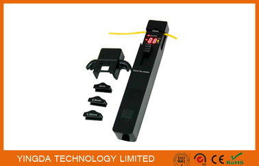 चीन Optical Fiber Identifier / Fiber Tool Kits 800-1700 nm SC FC Adaptor Plastic LED 200G वितरक